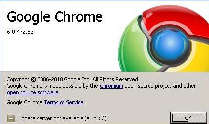 ... secara resmi google mengumumkan versi terbaru dsari google chrome