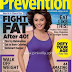 Minisha Lamba's Fitness Mantra in Prevention Magazine