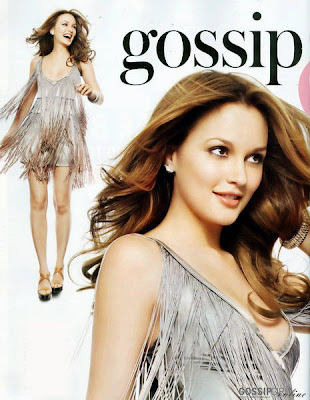 Leighton Meester sizzles in InStyle Magazine - Spring 2009 | Hollywood ...