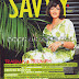 Sunaina Roshan on the Cover of Savvy Magazine - July 2009
