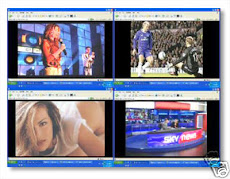 Sample Free Satelit TV