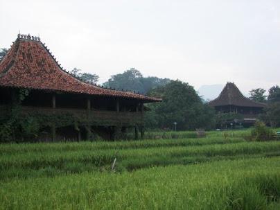 berbagai bentuk atap rumah jawa omah kayu