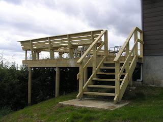 Constructora luis sanchez for Asientos terraza