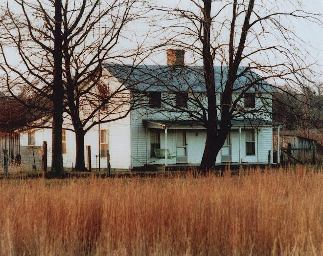 Susan Southard's & John Chapman's Homeplace