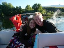 Josh & sister Marne'