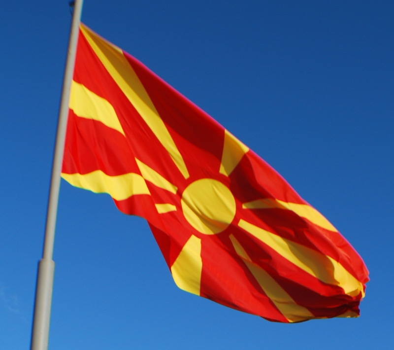 Vexillophilia Flags and Flag Fun Flag Day Macedonia