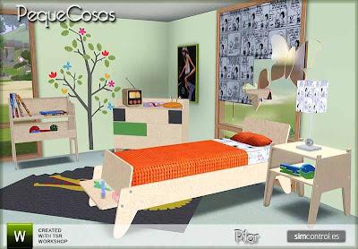 10-12-09 Dormitorio PequeCosas