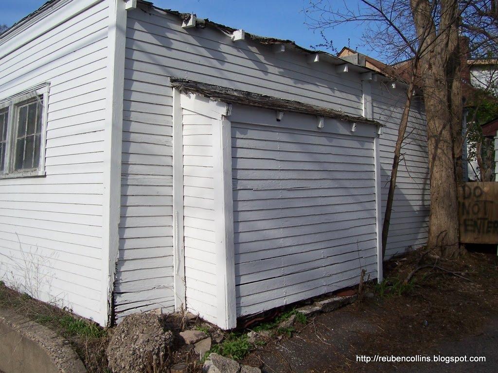 Garage extensions reubenscube for Extension garage