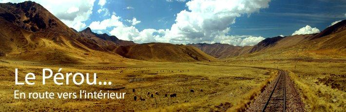 Pérou - En route vers l'intérieur
