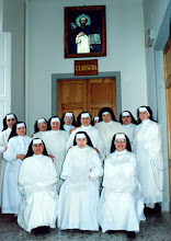 Sr Pauline third from the right