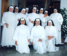 Sr Pauline on right standing~  in Italy