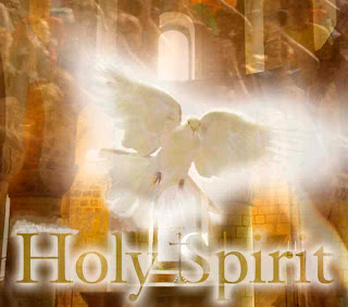 Beautiful Holy spirit dove flying with shine fire background and letters photo Free download religious Christian images and inspirational PPT template backgrounds