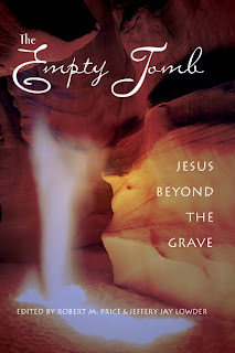 The empty tomb and Jesus Beyond the Grave famous religious Christian book cover page picture