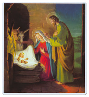 Jesus Christ just born nativity in Manger with mother mary and father hd(hq) religious Christian wallpaper