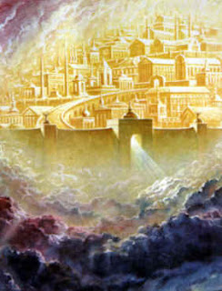 New Jerusalem created(made) by Jesus Christ download free religious images and Savior pictures download