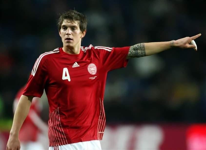 daniel agger tattoo. footballer Daniel Agger