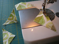 T-Block Quilt Tutorial - Quilting Tutorials and Fabric Creations - Quilting In The Rain
