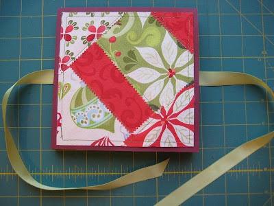 Quilting Tutorials and Fabric Creations - Quilting in the Rain - Origami Photo Album