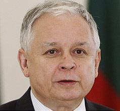 Polish+President+Lech+Kaczynski