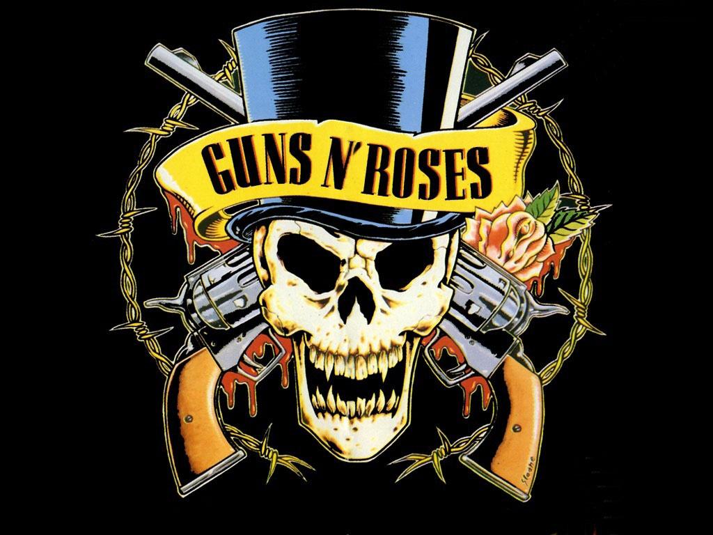 guns and roses sweet
