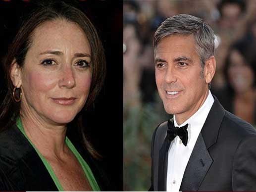 Talia Balsam George Clooney S Ex Wife Shared Corner
