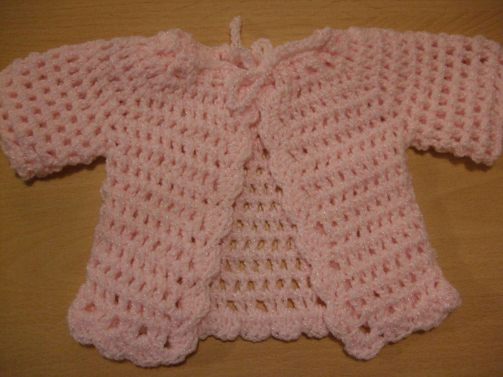 Crocheting Baby Stuff : Channelles Crochet creations: Project Carol Crochet Baby Clothes