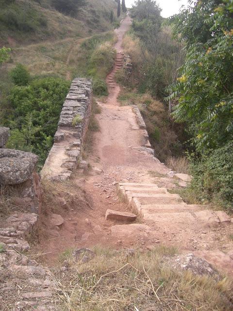Etapa 4 - Puente La Reina - Estella