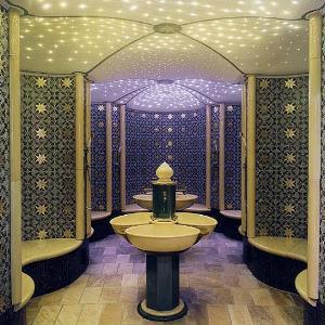 Casasplendente il bagno turco in casa aquatic thermal - Bagno turco in casa ...