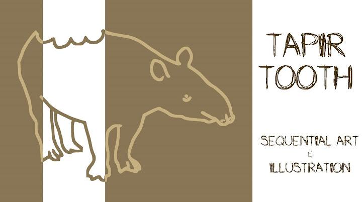Tapir Tooth