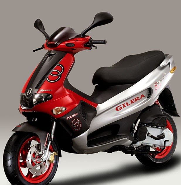 50ccs gilera 50cc runner a hybrid scooter. Black Bedroom Furniture Sets. Home Design Ideas