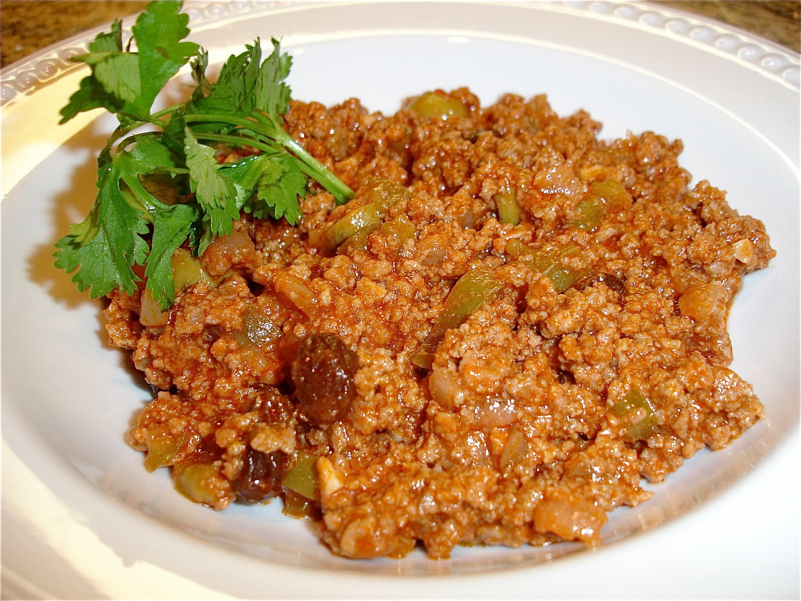 "Cuban Picadillo - The ""Cheating"" Version"