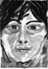 1er autoportrait réalisé au Camion 2002