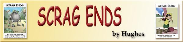 Scrag Ends by Brian Hughes