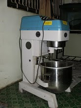 Industrial Food Mixer