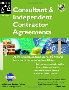 Welcome to man kor ey jan 3 2011 consultant independent contractor agreements nolo 4th edition may 2004 isbn 141330026x 304 pages pdf 1 mb fandeluxe Gallery