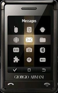 Móvil Samsung Armani