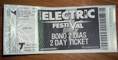 Getafe Electric Festival