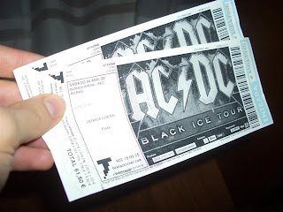 AC DC Black Ice
