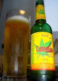 Cerveza Cannabia