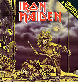 iron maiden sanctuary