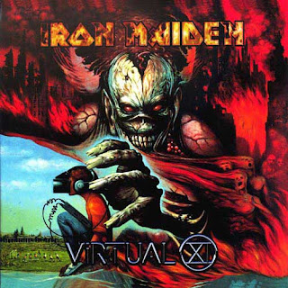 Portada Iron Maiden virtual XI