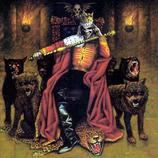 Portada Iron Maiden edward the great