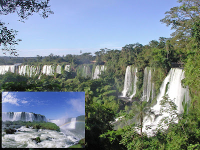 air terjun iguazu