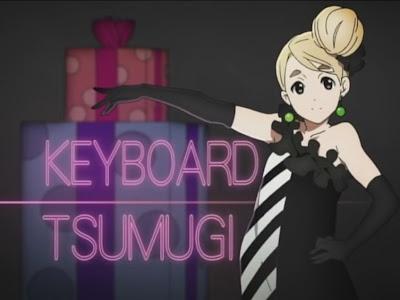 :::K-on ::: Tsumugi+Keyboard