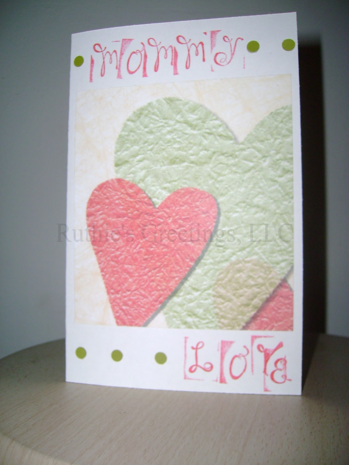 Valentines Day Handmade Diy Card Tutorial