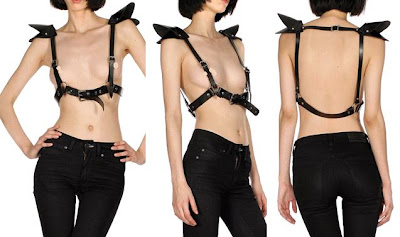 Leather Body Harness...Everyone Needs 1