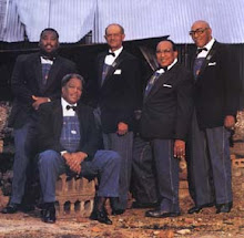 Fairfield Four: traditional soul gospel