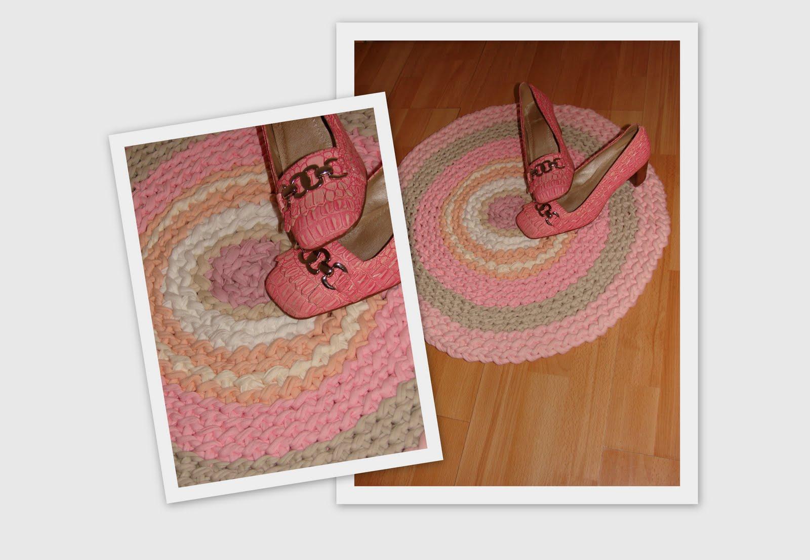 Mas alfombras redondas artesana - Alfombras tejidas a mano ...