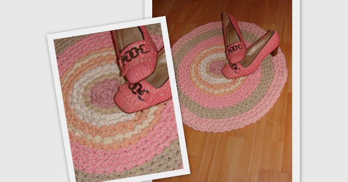 Mas alfombras redondas artesana for Mas alfombrar