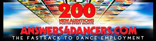 Dance Auditions!